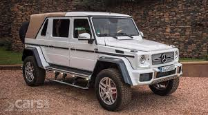 mercedes maybach 2008 last mercedes maybach g650 landaulet sells for over 1 million at