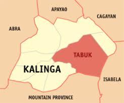 map of tabuk tabuk kalinga