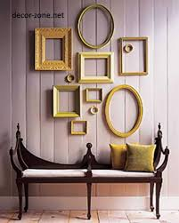 living room wall decoration ideas 15 home wall decor ideas with decorative frames