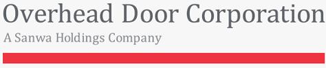 Overhead Door Corporation Overhead Door Corporation A Sanwa Holdings Company