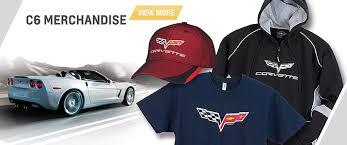 corvette merchandise corvette