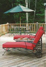 wrought iron patio ottoman 3 piece antique woodard wrought iron patio set ottoman table