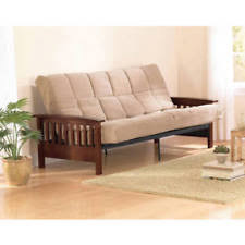 wood futon ebay