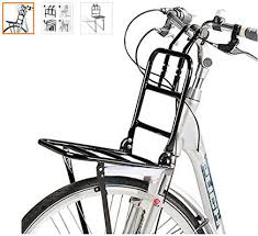 siege velo devant convertir deux roues en vélo cargo en quelques é