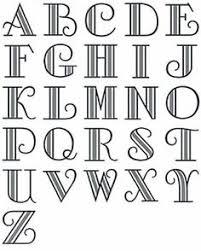 easy fancy letter designs a z letter master