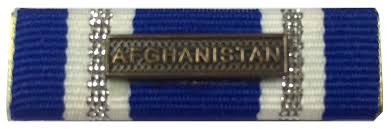 afghanistan ribbon atlantic treaty organization medal isaf foreign awards