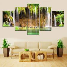 Waterfalls Decoration Home Waterfall Painting On Wall Best Waterfall 2017