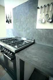 beton ciré pour plan de travail cuisine beton cire plan de travail cuisine sol plan travail cuisine beton