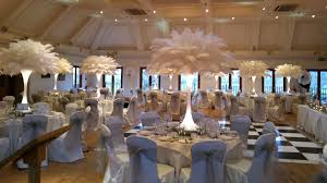 ostrich feather centerpieces recipe for successful centerpieces ostrich feathers and led