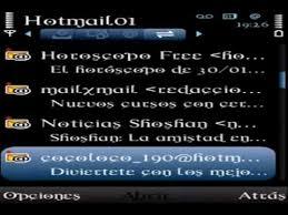 hotmail y los mensajes en el movil configurar hotmail en nokia wmv youtube