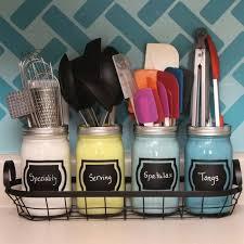 kitchen utensil storage ideas make a clever lazy susan kitchen utensil storage diy projects for