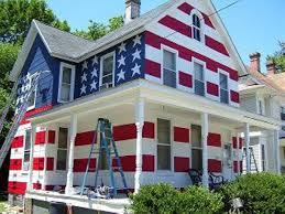 Paint My House by My House After My Patriotic Paint Job 2010 Navy Vietnam Vr 52