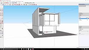 tutorial sketchup autocad tutorial sketchup 2016 exterior parte 5 tutoriales sketchup