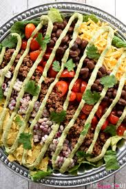 taco tuesday 20 zesty salads to satisfy your taco craving taco