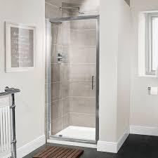 900 Shower Door Aquafloe Premium 6mm 900 Pivot Shower Door