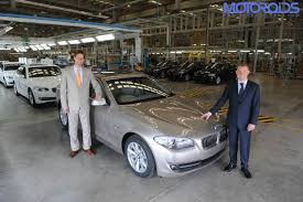 bmw manufacturing plant in india bmw india s localisation of components at chennai plant increases