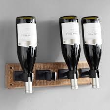 10 best wall mounted wine racks in 2017 wall wine bottle racks