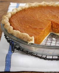 sweet potato pie recipe martha stewart