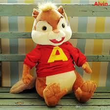 cheap 28 u0027 u0027 70cm alvin chipmunks cute stuffed