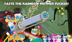 Taste The Rainbow Meme - tasting rainbow gifs search find make share gfycat gifs