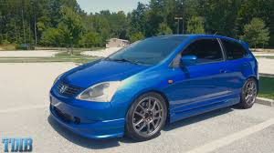 Is The Honda Civic Si Turbo Turbo Honda Ep3 Review The Ugly Duckling Of Civics Youtube