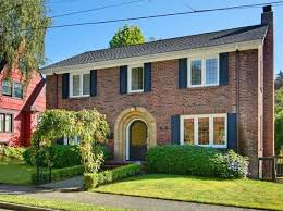 colonial homes colonial style seattle real estate seattle wa homes for sale