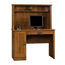 Sauder Office Desks Shop Sauder Harvest Mill Country Computer Desk At Lowes