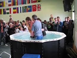 portable baptism the largest portable baptistry baptistryuk