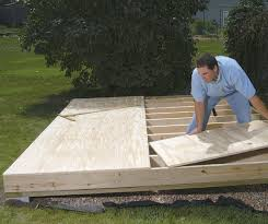 How To Build A Shed Base Out Of Wood by Garden Shed Plans How To Build A Shed