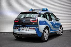 electric cars bmw munich police fleets gets bmw i3 cars