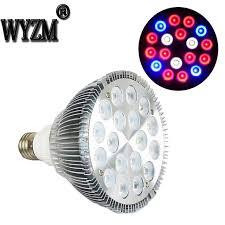 led grow light usa usa stock 54watt e27 par38 led grow light bulb for medical plants