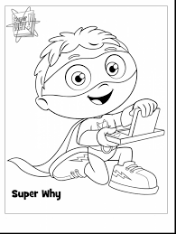 super why coloring pages to print eson me