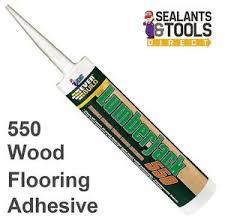 everbuild lumberjack 550 hybrid polymer wood floor adhesive glue