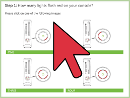 xbox 360 red light fix how to decipher xbox 360 error codes 4 steps with pictures