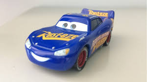mattel disney cars 3 fabulous lightning mcqueen die cast review
