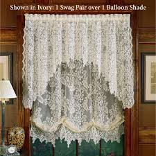 Heirloom Lace Curtains 82 Best Windows Images On Pinterest Window Treatments