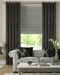 Curtain With Blinds Home Decoration Image Of White Layer In The Curtain Bedroom