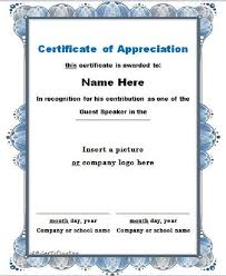best 25 sample certificate of recognition ideas on pinterest