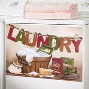 Laundry Room Decor And Accessories Vintage Laundry Room Accessories Green Room Interiors