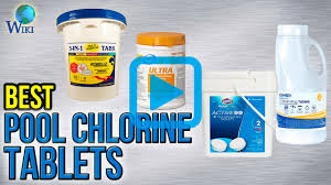 top 8 pool chlorine tablets of 2017 video review