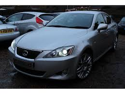 lexus car sale uk used lexus is 250 saloon 2 5 se 4dr in hayes greater london