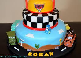 cars sarge and fillmore art of cakes disney cars theme fondant cake