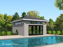 Pool House Fine Pool House Plans Designs Ideas Is Listed In Our E To Decorating