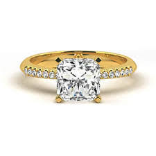 yellow gold diamond rings yellow gold engagement rings ebay