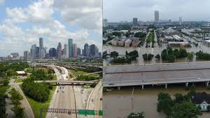 halloween city in houston tx hurricane harvey 2 dams and levee overflow in houston time com