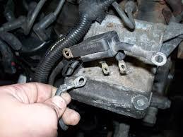 broken alternator harness for 92 yj jeep wrangler forum