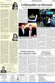 Flying Pizza Bad Zwischenahn Das Blv Ausgabe Vom 14 12 2011 Seite 2