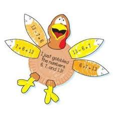 fact family turkey thanksgiving ideas juxtapost