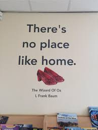 Wizard Of Oz Wall Stickers Wall Art Red Parrot Signs Company Manchester