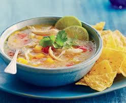 recette cuisine mexicaine soupa de lima soupe à la lime